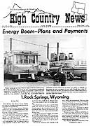 Rock Springs Energy Boom HCN Cover