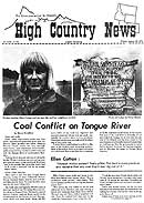 Ellen Cotton and Tongue River Coal Conflict