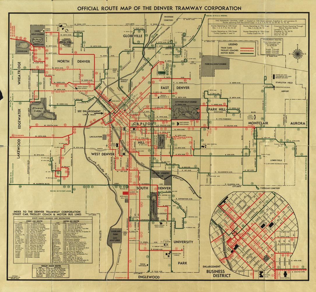 Denver News A Line: Light Rail Enters The West's Most Sprawling Metropolis