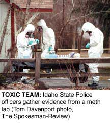 Meth invasion — High Country News