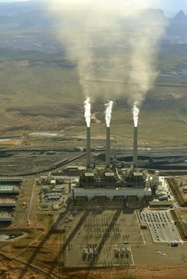 navajo power plant