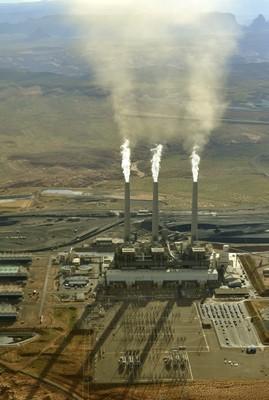 navajo power plant