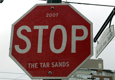 Stop the Tar Sands