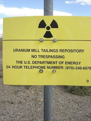 uranium tailings