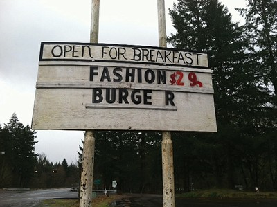Fashion Burger