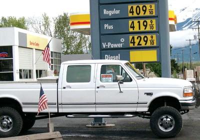 Gas Sation in Oregon