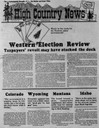 Western Election Review