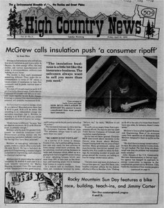 McGrew calls insulation push 'a consumer ripoff'