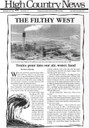 The filthy West: Toxics pour into our air, water, land