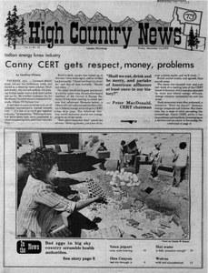 Canny CERT gets respect, money, problems