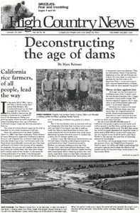 Deconstructing the age of dams