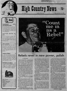Rebels revel in new power, polish