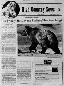 The grizzly: How many? Where? For how long?