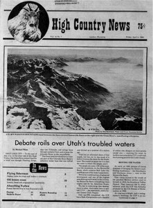 Debate roils over Utah's troubled waters
