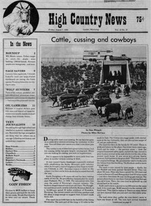 Cattle, cussing and cowboys