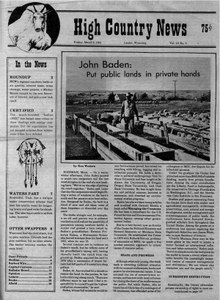 John Baden: Put public lands in private hands