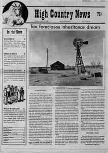 Tax forecloses inheritance dream