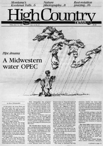A Midwestern water OPEC
