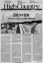 Denver: Power center of the Rockies