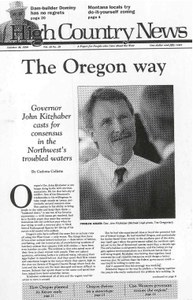 The Oregon way