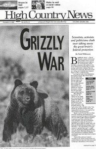 Grizzly war