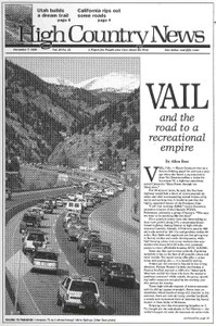 Vail and the road to a recreational empire