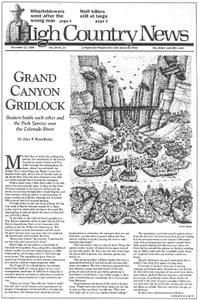 Grand Canyon Gridlock