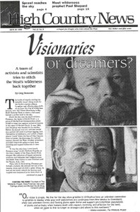Visionaries or dreamers?