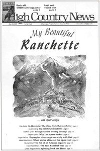 My beautiful ranchette