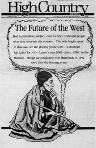 The future of the West