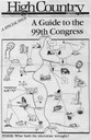 A Guide to the 99th Congress