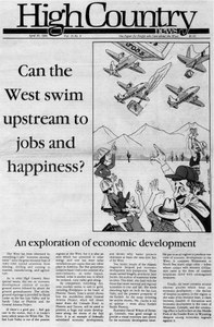 Can the West swim upstream to jobs and happiness?