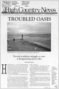Troubled Oasis