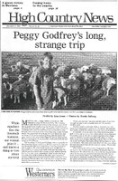 Peggy Godfrey's long, strange trip