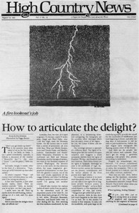 How to articulate the delight?
