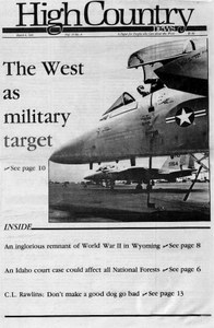 The West as military target