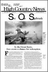 Save Our Sagebrush