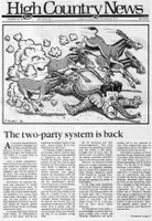 The two-party system is back