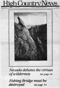Nevada debates the virtues of wilderness