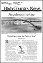 Accidental refuge: Should we save the Salton Sea?