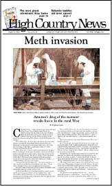 Meth invasion