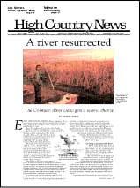 A river resurrected