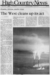 The West cleans up its act