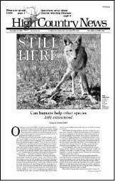 Still here: Can humans help other species defy extinction?