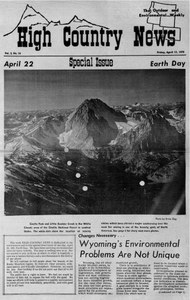 Special issue: Earth Day