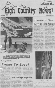 Laramie is gem city of the plains
