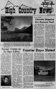 Frontier Days slated