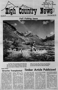 Timber article publicized