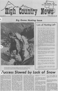 Success slowed by lack of snow