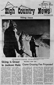 Skiing is great in Jackson Hole